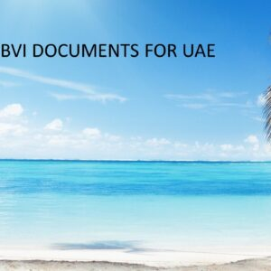 Attesting BVI Documents for UAE